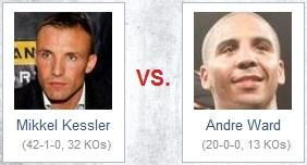 Mikkel Kessler vs. Andre Ward