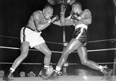 Jersey Joe Walcott vs Ezzard Charles