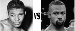Sugar Ray Robinson vs Roy Jones Jr.